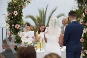 wedding celebrant nerja wedding spain