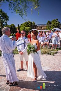 fr nigel celebrant nerja wedding spain