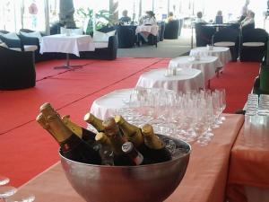 Hotel Balcon de Europa drinks reception 2