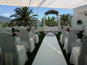 Hotel Balcon de Europa ceremony3