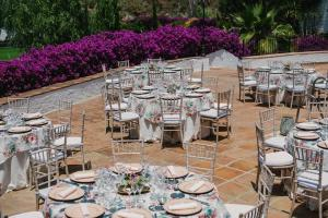 molino de casanova wedding dinner