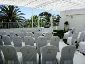 Hotel Balcon de Europa ceremony2
