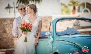 beetle 2 wedding day transport