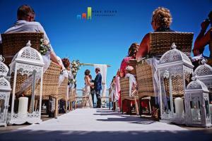 cochrans terrace ceremony
