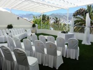 Hotel Balcon de Europa ceremony1