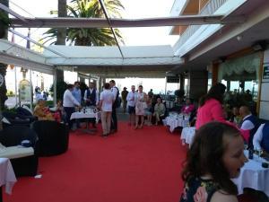 Hotel Balcon de Europa drinks reception 8