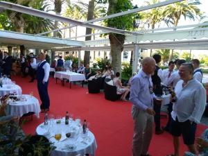 Hotel Balcon de Europa drinks reception 5