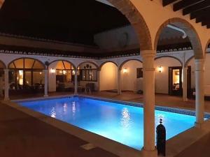 Pool-Night