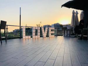 coch terrace