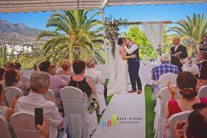 nerja wedding balcon de europa ceremony (2)