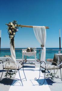 nerja wedding ceremony cochrans terrace