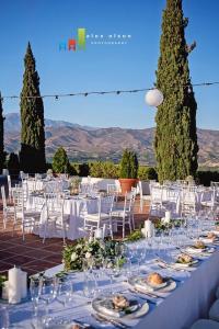 nerja wedding cortijo bravo dinner (4)