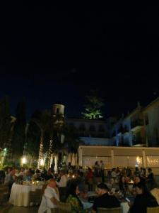 nerja wedding dinner cochrans terrace